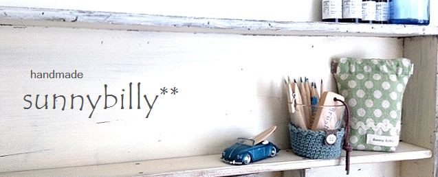 『sunnybilly**』