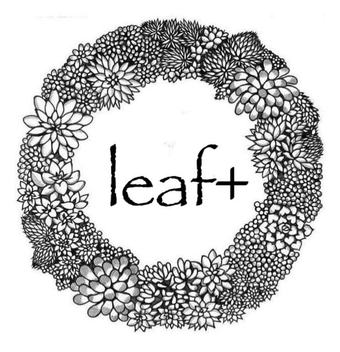 leafplus -多肉植物とgreenのお店-
