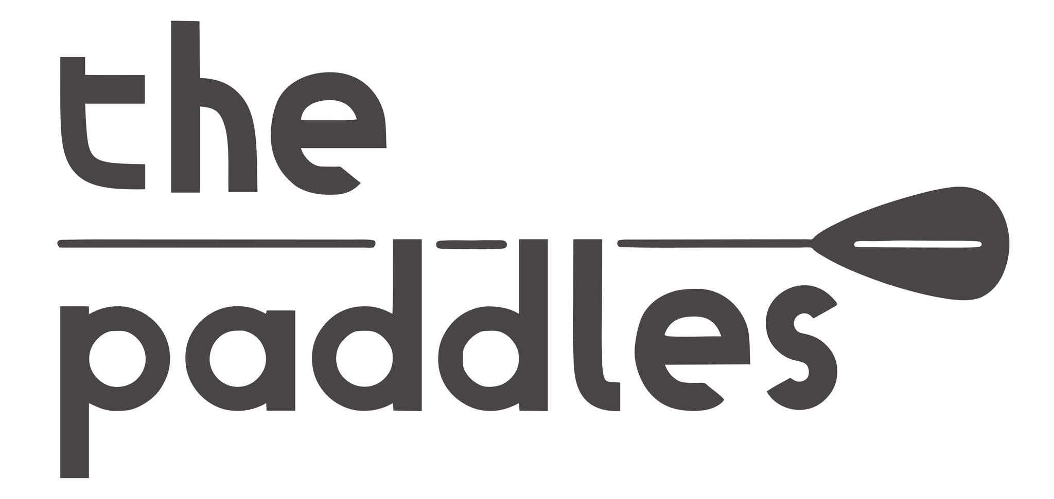 the paddles ONLINE STORE