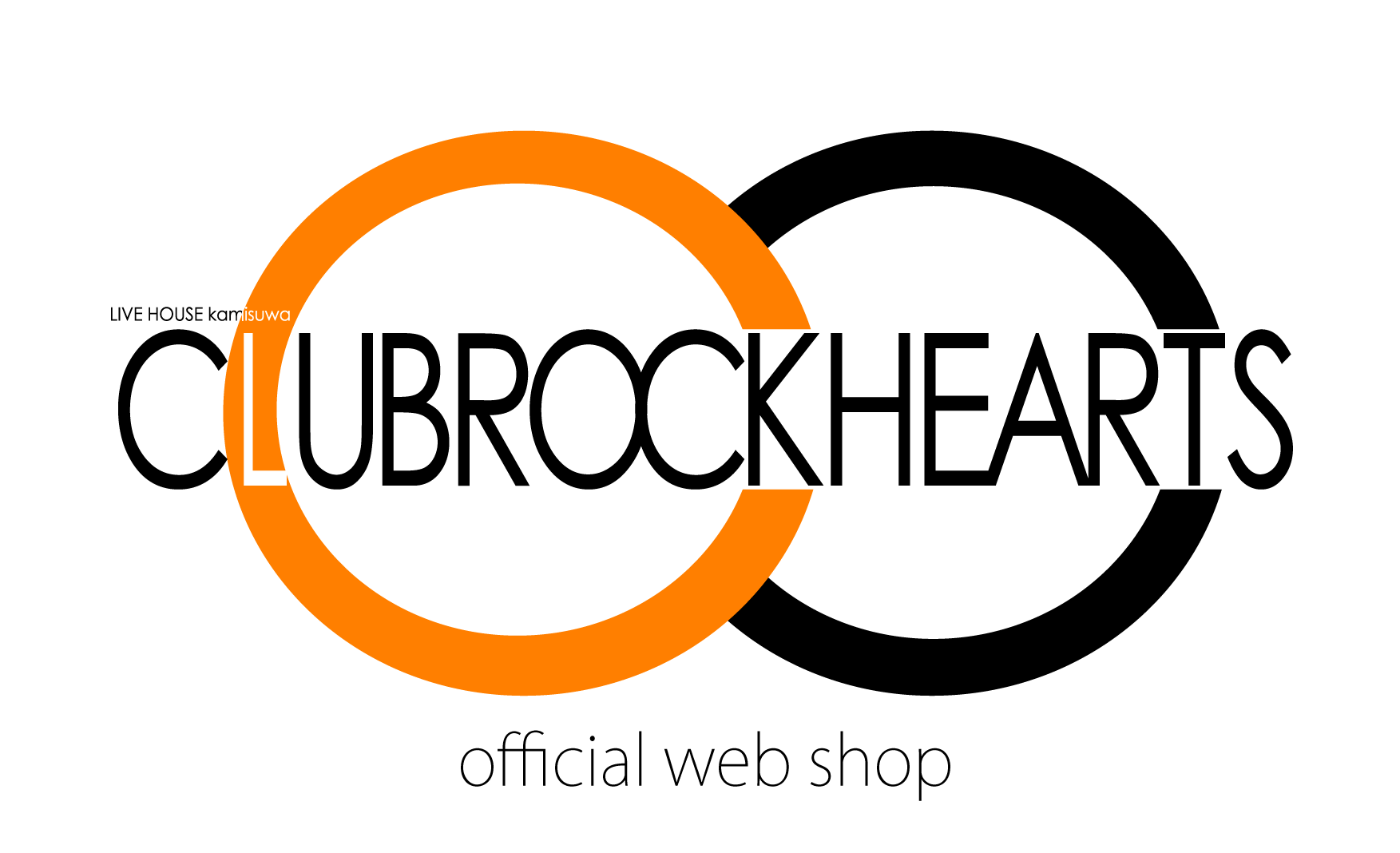 CLUBROCKHEARTS official webshop