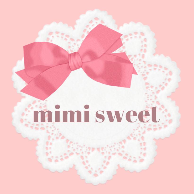 上品かわいいハンドメイド&セレクトショップ♡mimi sweet