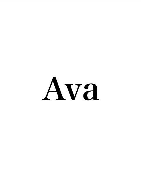 Ava York