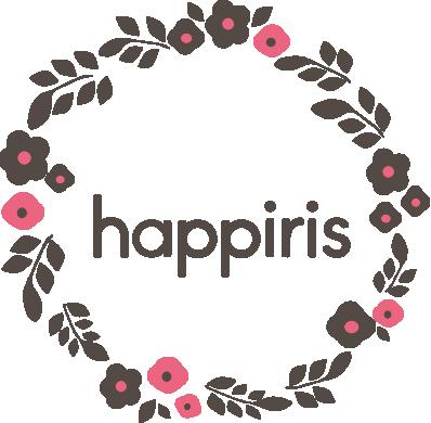 iOSアプリ  happiris(ハピリス)世界にひとつだけのリースを作ろう