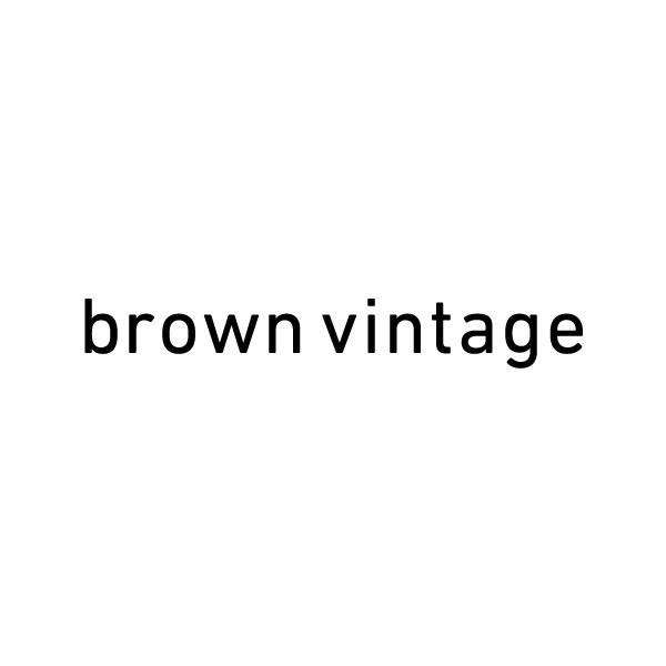 brown vintage