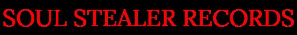 SOUL STEALER RECORDS online shop