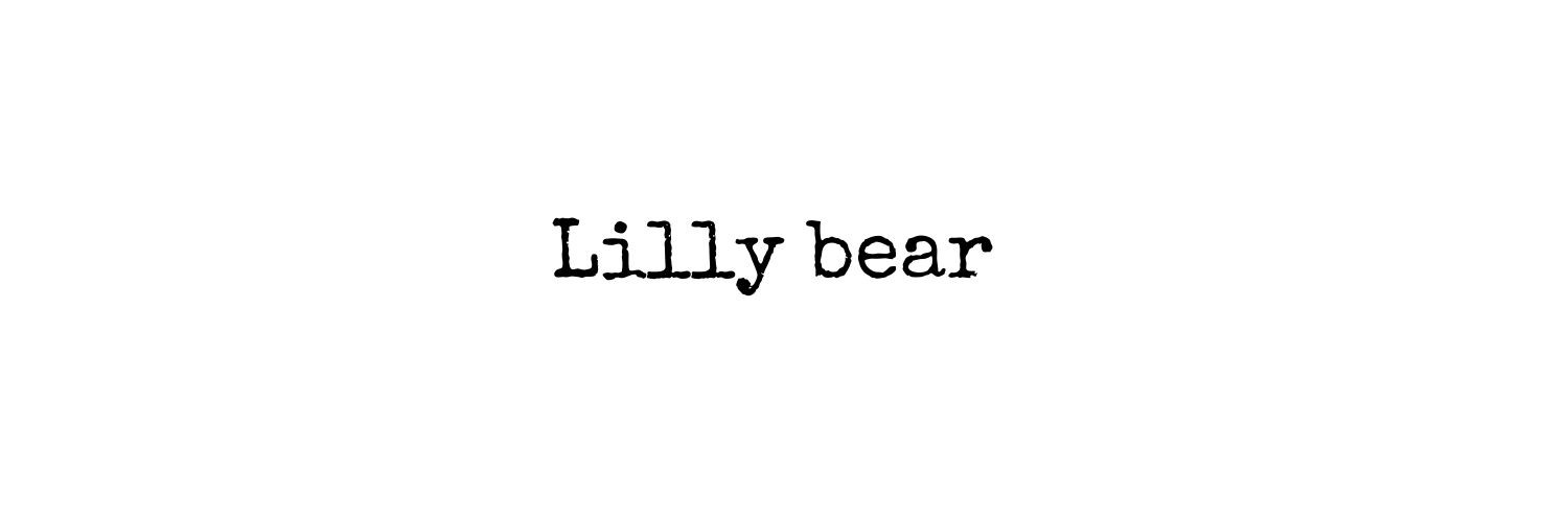Lilly bear