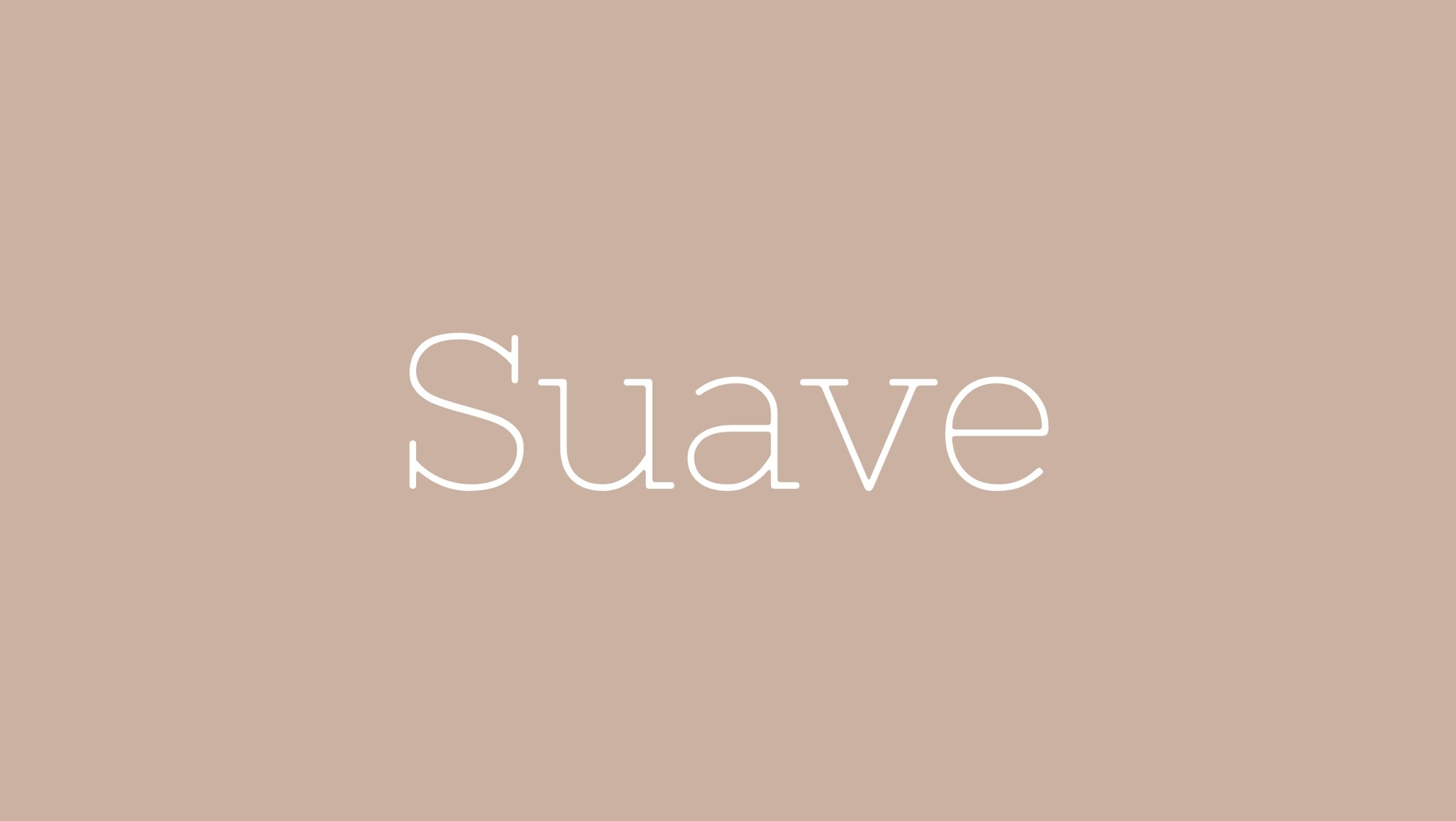 Suave-selection-
