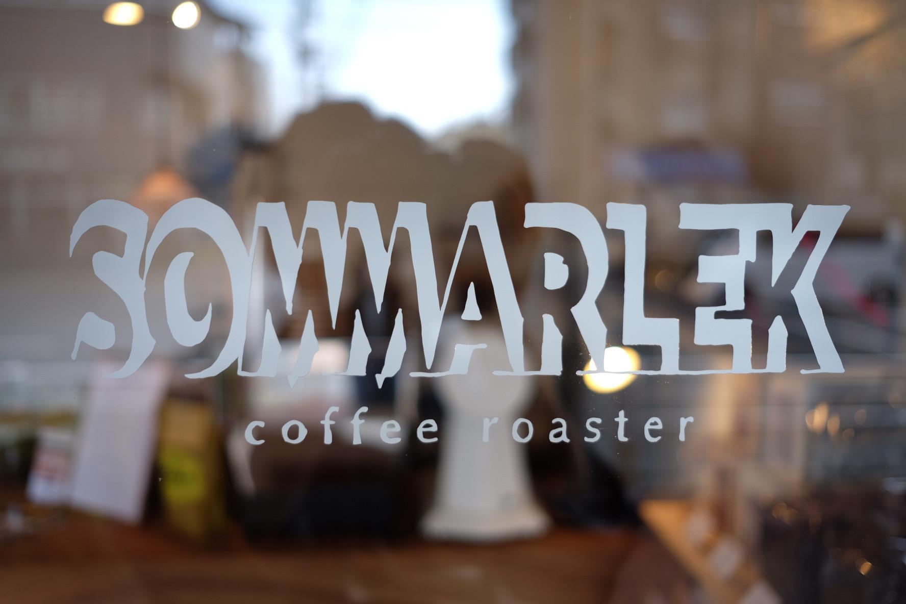 sommarlek coffee roaster