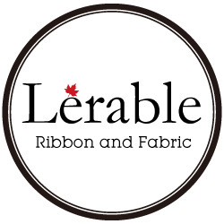 L'erable Ribbon and Fabric
