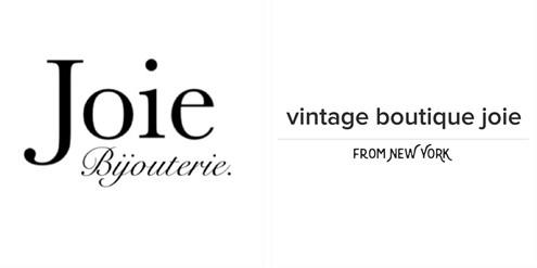 bijouterie/vintage boutique JOIE