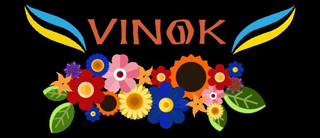 ウクライナ雑貨店VINOK
