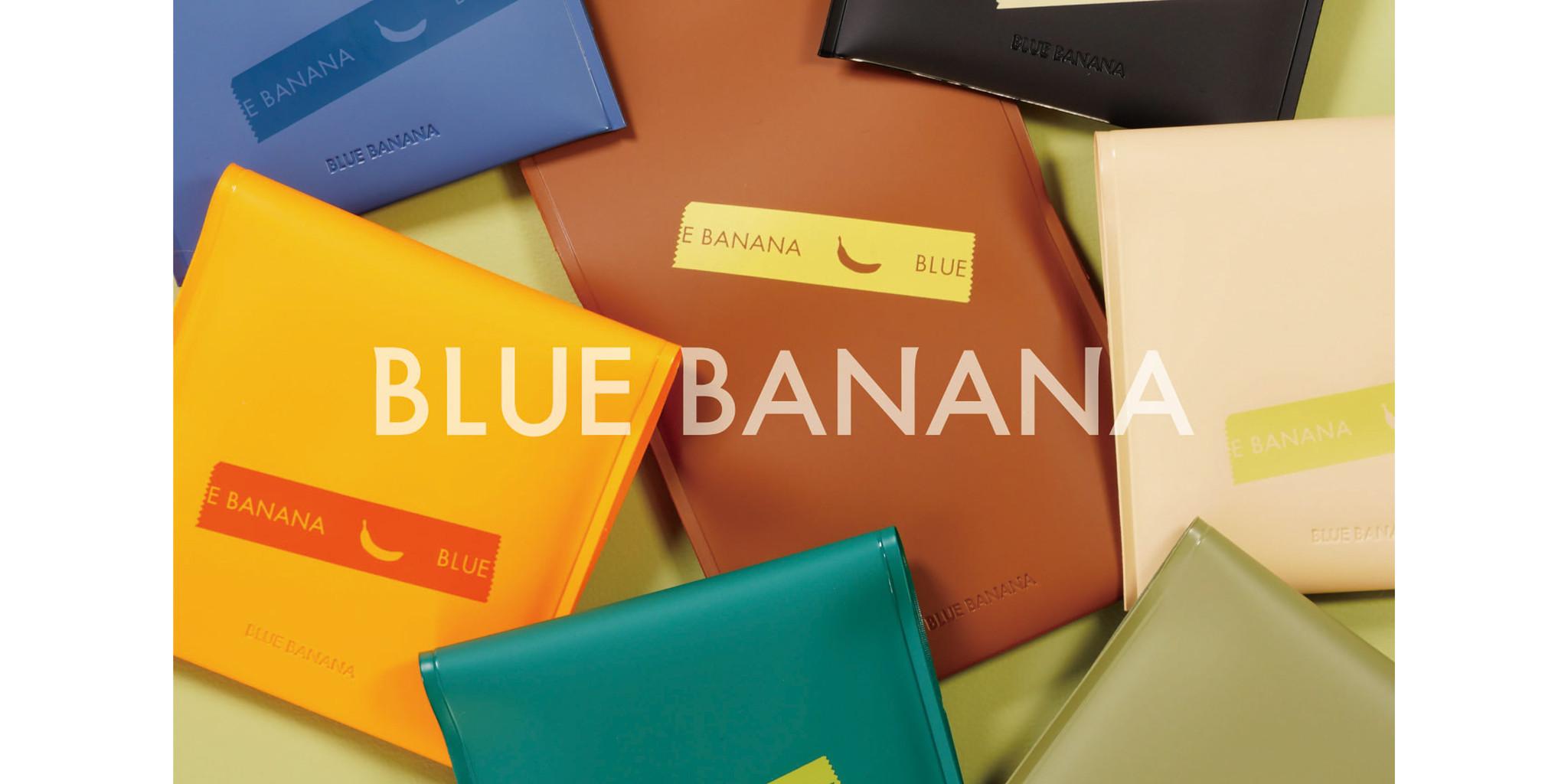 BLUE BANANA(ブルーバナナ)公式通販サイト パスケース・財布・サイフ・カードケース・マルチケース ビニール素材