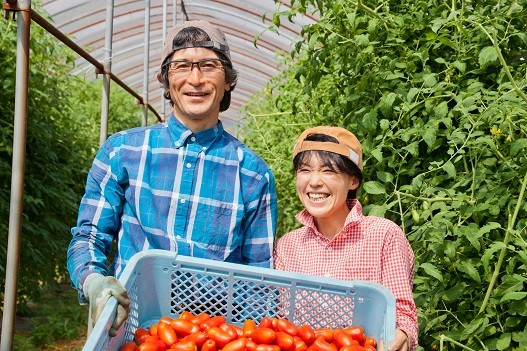 野菜に恋して 山田農園 蒜山高原 yamadafarm