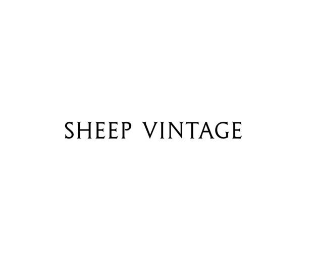 SHEEP VINTAGE