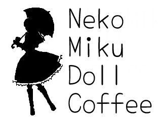 NekoMiku Doll Coffee