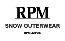 RPM JAPAN アールピーエム スノーボードウェア
