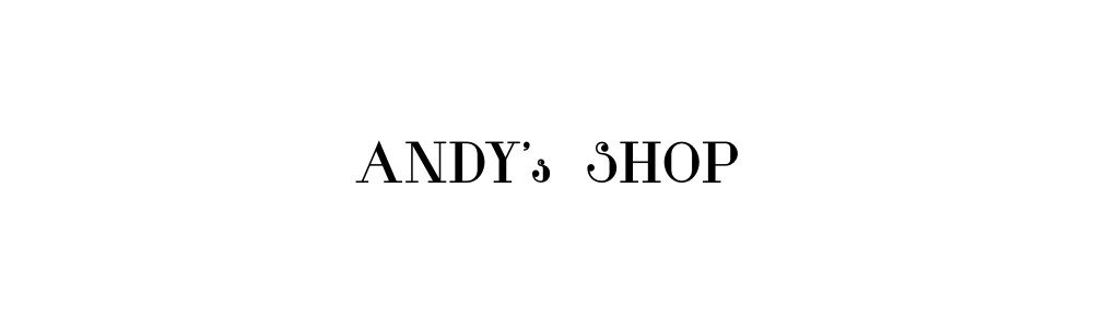 ANDY's SHOP