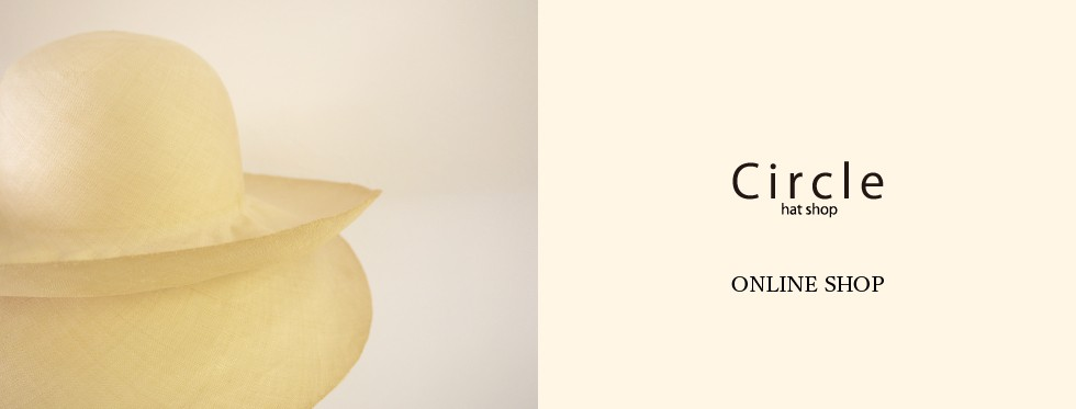 蔵前の帽子専門店 Circle online shop