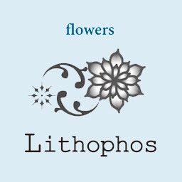 flowers Lithophos フラワーズリトフォス