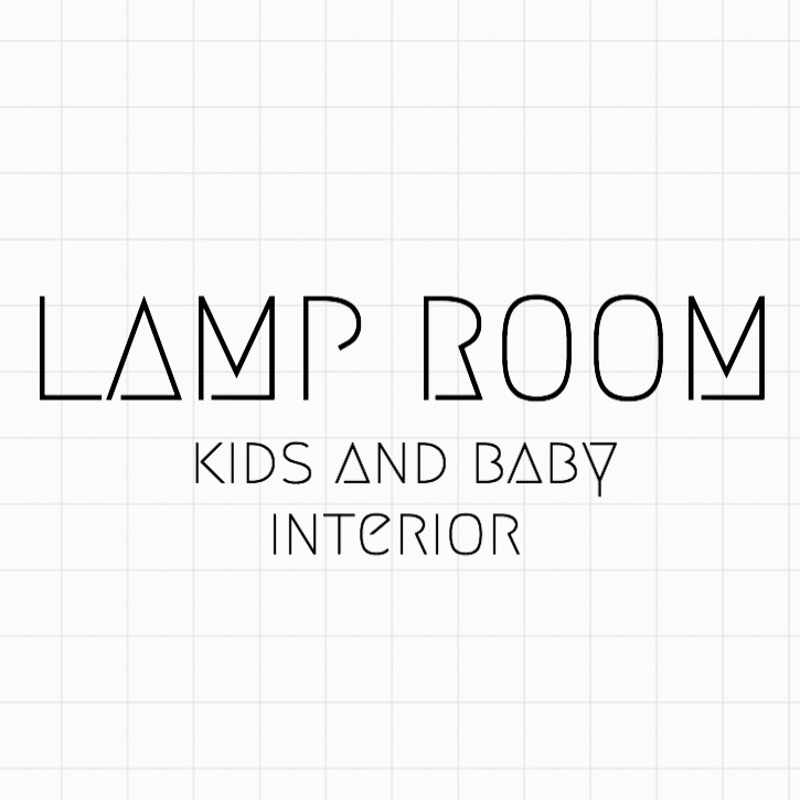 LAMP ROOM kids and baby interior