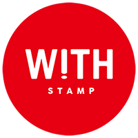WITH STAMP