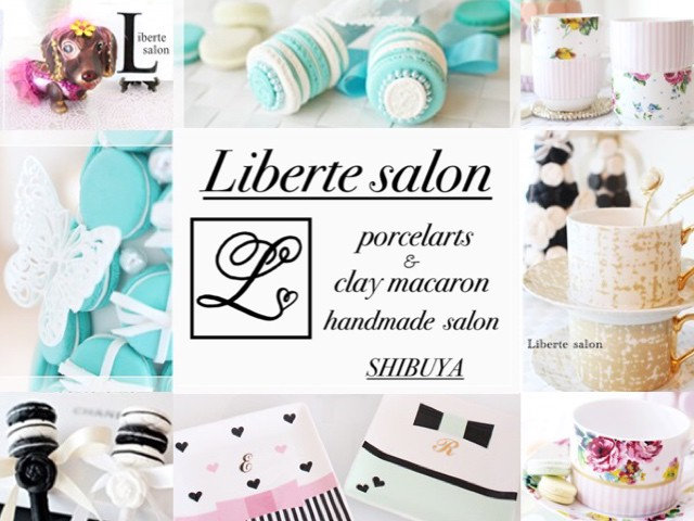 *Liberte salon* ハンドメイド食器&雑貨