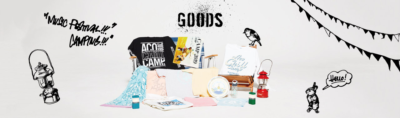ACO CHiLL CAMP GOODS STORE