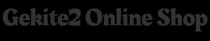Gekite2 Online Shop