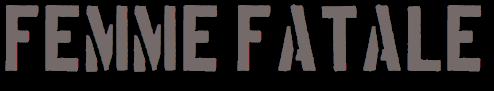 FemmeFatle/大人のセクシーゴシック・ブラック・ダークサイド