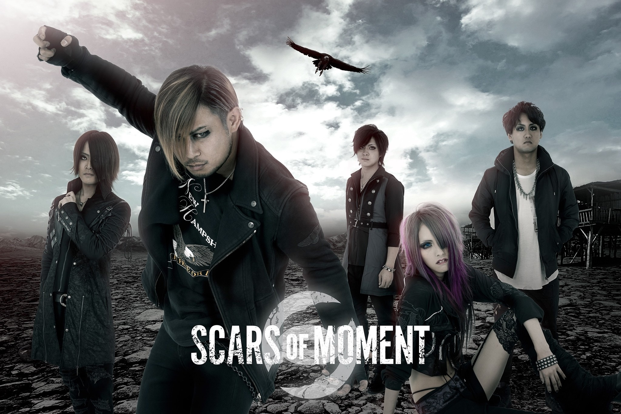 SCARS OF MOMENT Onllne Shop