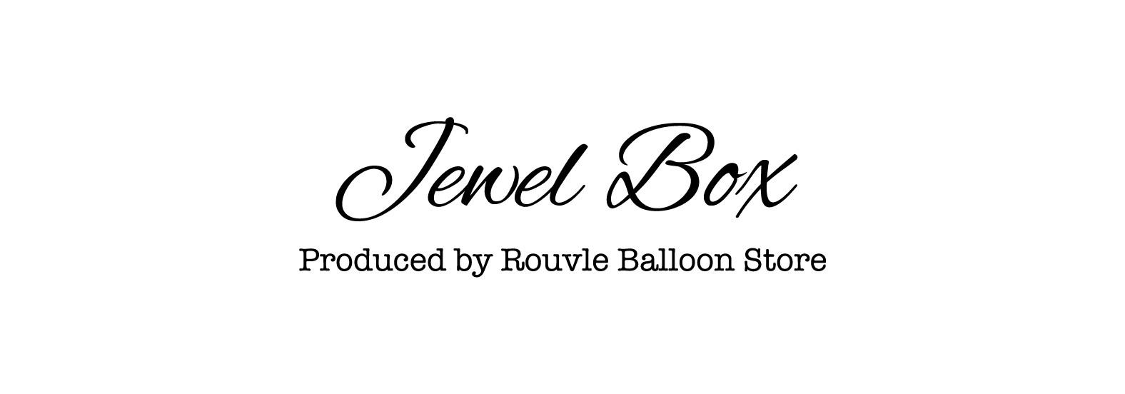 喜ばれるバルーンギフトを!中目黒の『Rouvle Balloon Store』のオンラインストア『jewel box』