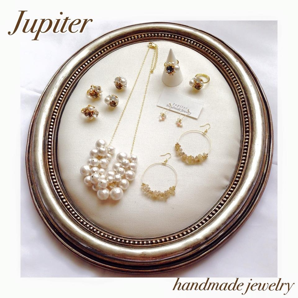 Jupiter  * Handmade Jewelry