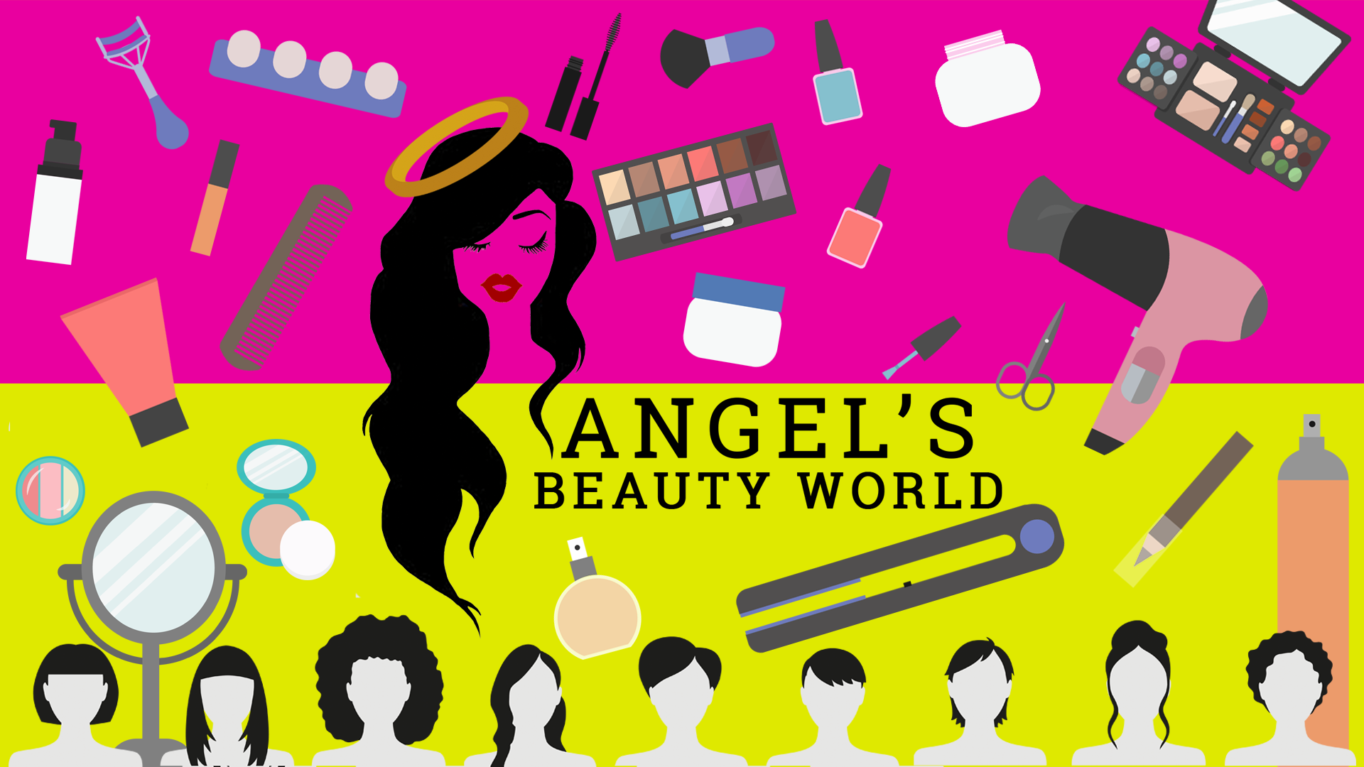 Angels Beauty World