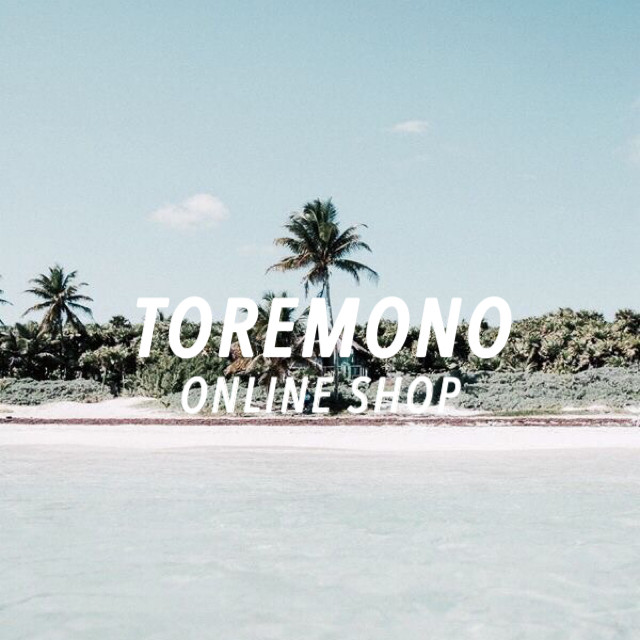 TOREMONO WEB SHOP