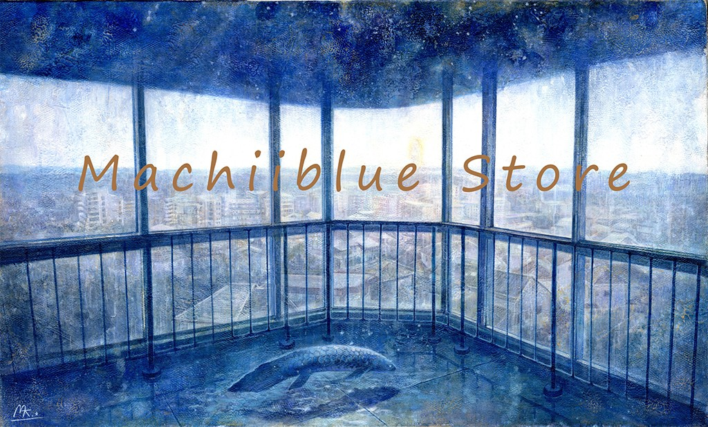 MACHIIBLUE STORE