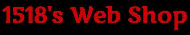 1518 's Web Shop
