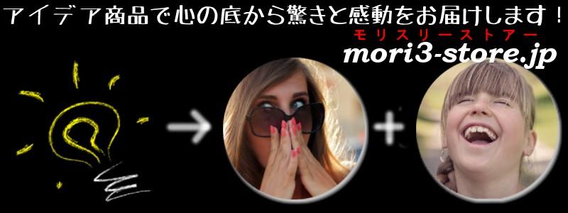 アイデア満載!便利グッズの商品紹介サイト「モリスリーストアー」