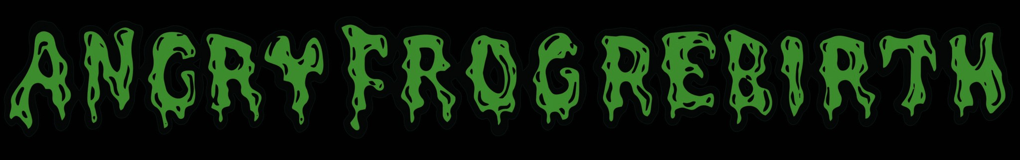 ANGRY FROG REBIRTH officials goods store