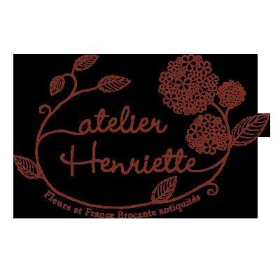 atelier Henriette*プリザーブドフラワーとフランスアンティークのお店【アトリエアンリエット】