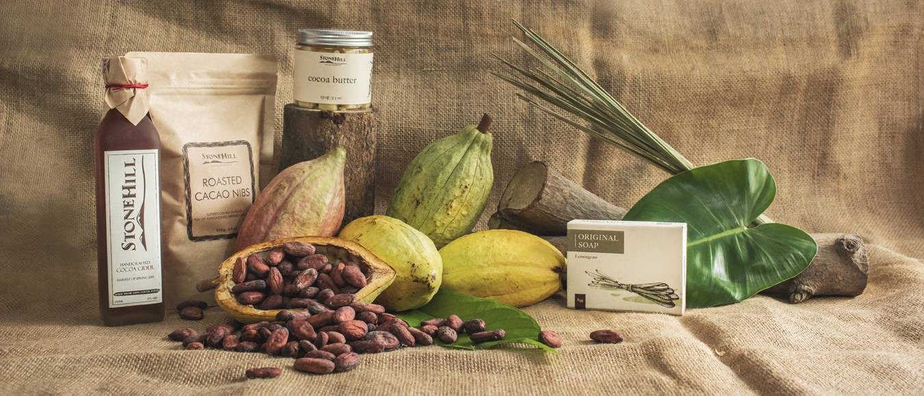STONEHILL cacao products