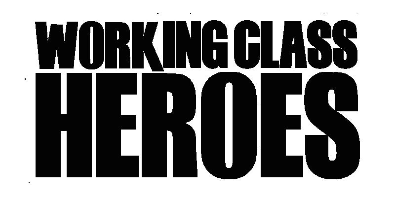 Working Class Heroes Online Shop
