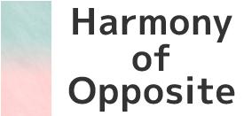 Harmony of Opposite