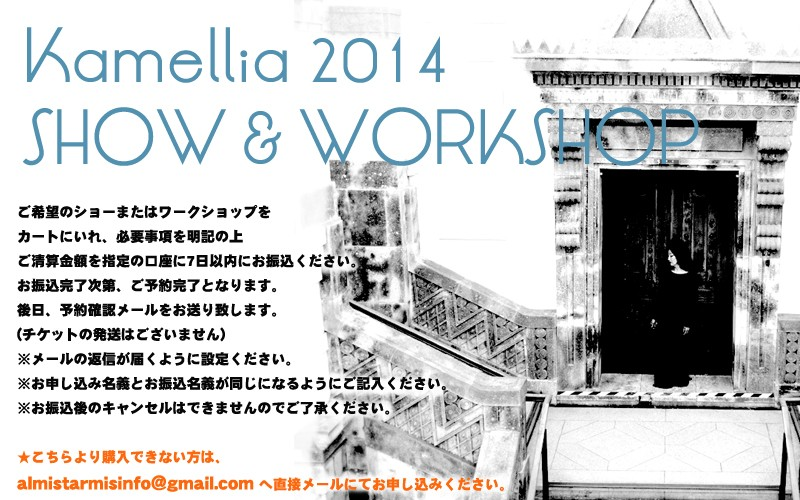 2014 Kamellia Show & Workshop