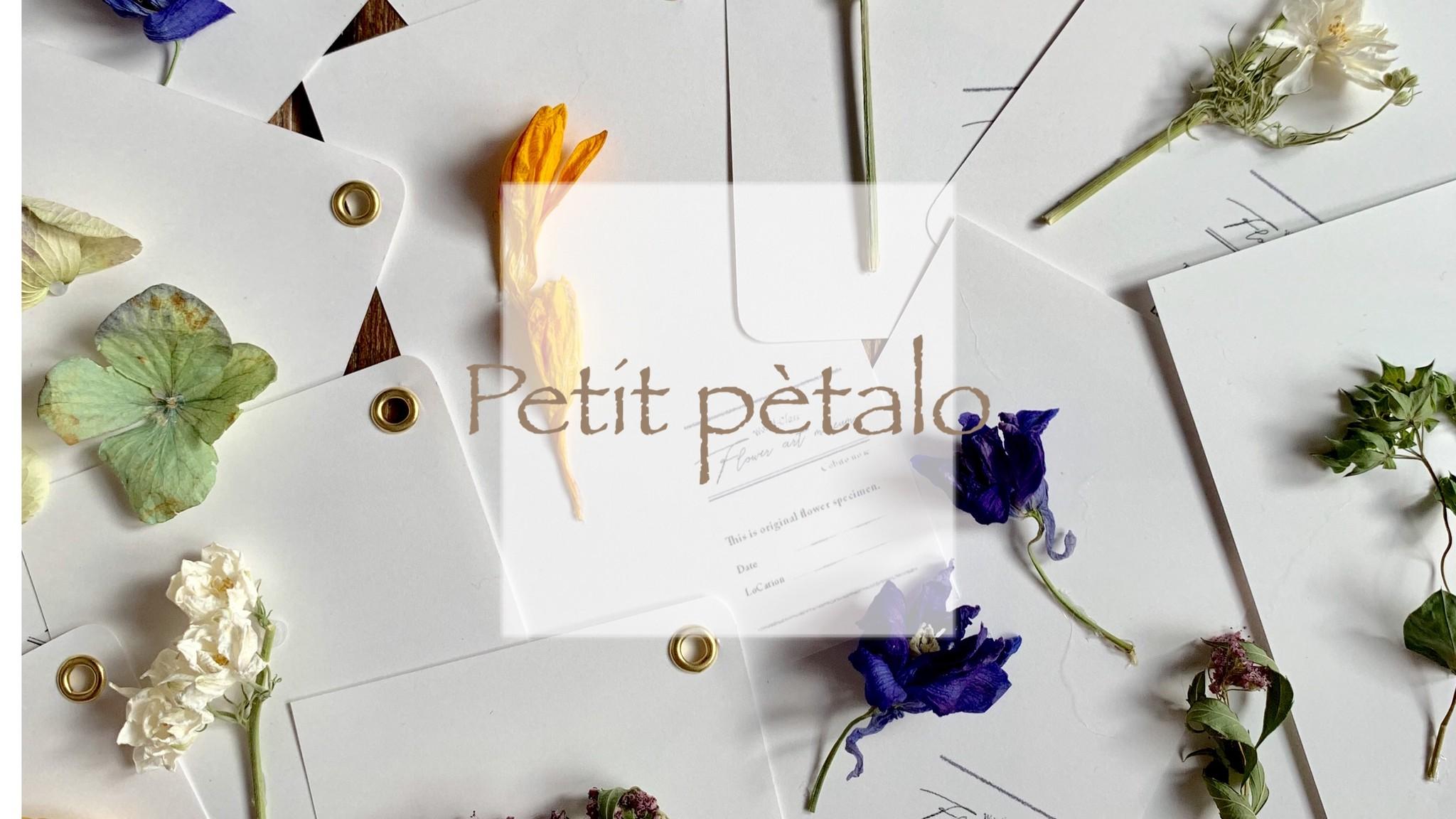 FLOWER CARD 専門店 *Petit petalo*
