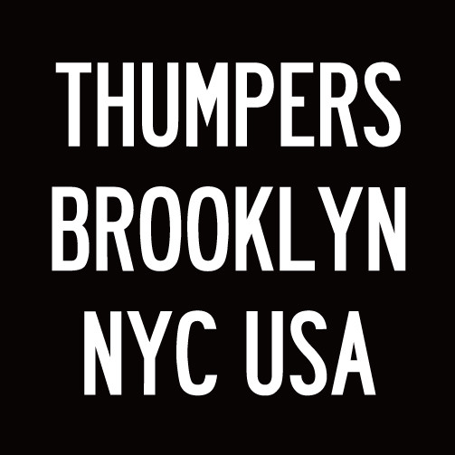 THUMPERS BROOKLYN NYC USA