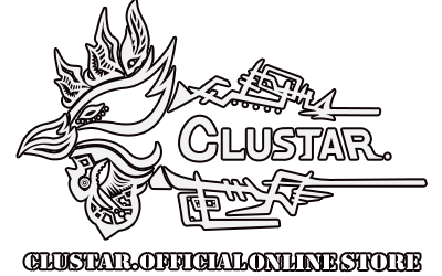 CLUSTAR. Official Online Store