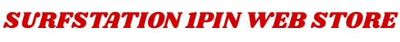 SURFSTATION 1PIN web store