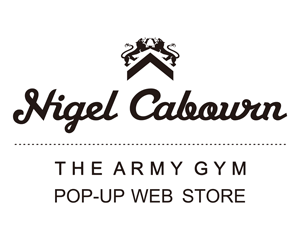Nigel Cabourn THE ARMY GYM FLAGSHIP STORE