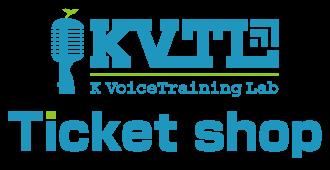 K VoiceTraining Lab Ticket Shop