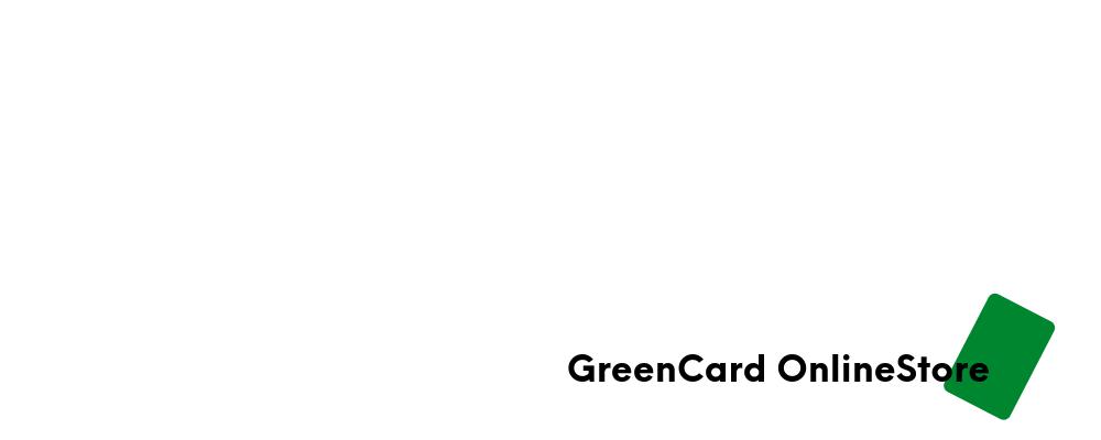 グリーンカードオンラインストア